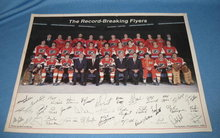 1980 Philadelphia Flyers  photo,