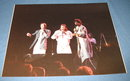 Monkees concert color photo