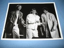 Monkees concert black/white photo