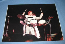 Monkees concert color photo - Mickey