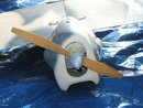 1985 Engineer's Working Prototype Drone Reconnaissance Airplane