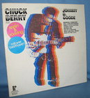 Chuck Berry : Johnny B. Goode  33 RPM LP record album