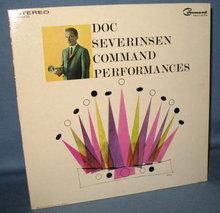 Doc Severinsen Command Performances 33 RPM LP