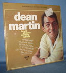 Dean Martin : I Can't Give You Anything But Love 33 RPM LP
