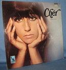 Cher 33 RPM LP record