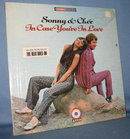 Sonny & Cher : In Case You're In Love 33 RPM LP record