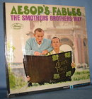 Aesop's Fables The Smothers Brothers Way 33 RPM LP record