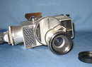 DeJur Electra Power Pan Automatic Eye 325 movie camera