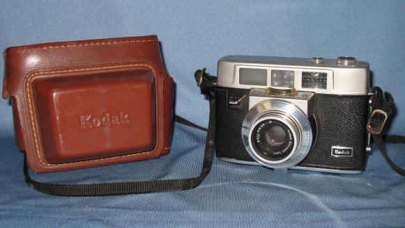 Kodak Automatic 35 Camera