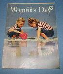 July, 1950 Woman's Day magazine