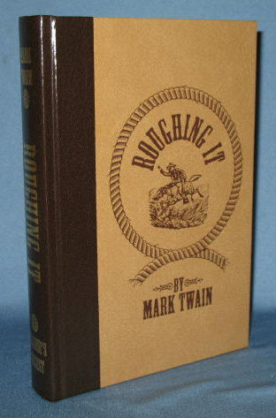 Roughing It by Mark Twain : Reader's Digest Edition