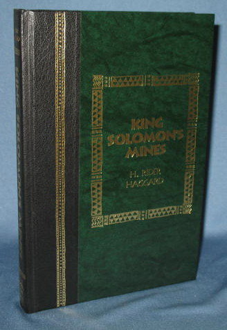 King Solomon's Mines by H. Rider Haggard : Reader's Digest Edition