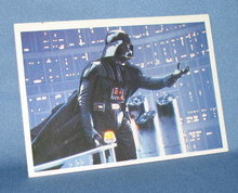 Topps Empire Strikes Back # 16 card