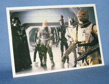 Topps Star Wars Empire Strikes Back # 11 card