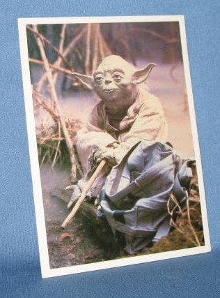 Topps Star Wars Empire Strikes Back # 29 card