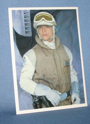 Topps Star Wars Empire Strikes Back # 26 card