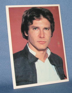 Topps Star Wars Empire Strikes Back # 24 card