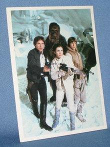 Topps Star Wars Empire Strikes Back # 30 card