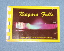 Niagara Falls Natural Color Reproductions