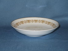 Sheffield Imperial Gold fruit/dessert bowl