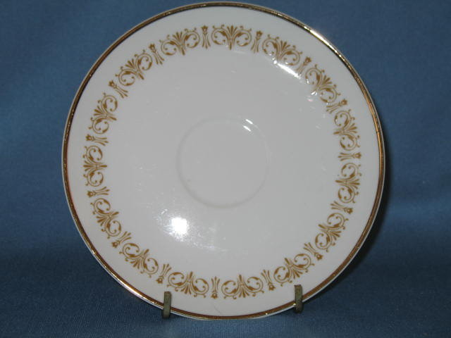 Sheffield Imperial Gold saucer