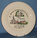 St. Matthew's Evangelical Lutheran Church, Kellers Church. PA 225th Anniversary collector's plate
