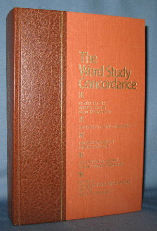 The Word Study Concordance
