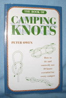 The Book of Camping Knots by Peter Owen