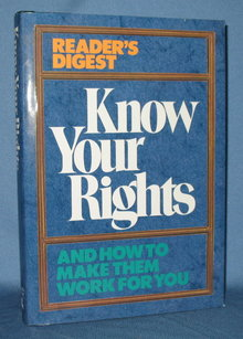 Reader's Digest Know Your Rights