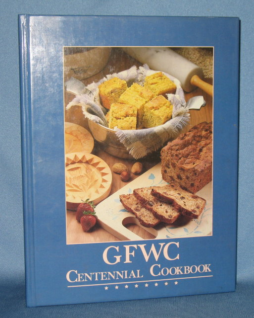 GFWC Centennial Cookbook