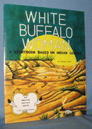 White Buffalo Woman by Christine Crowl