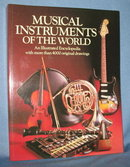 Musical Instruments of the World : An Illustrated Encyclopedia by the Diagram Group