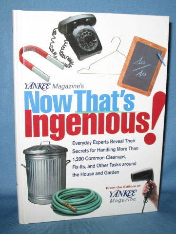 Yankee Magazine's Now That's Ingenious!