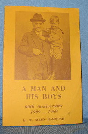 A Man and His Boys by W. Allen Hammond