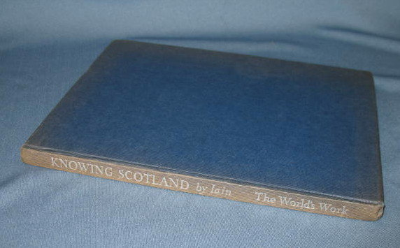Knowing Scotland by Iain