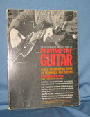 The Collier Quick and Esay Guide to Playing the Guitar by Frederick M. Noad