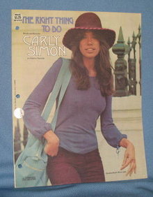 Carly Simon's