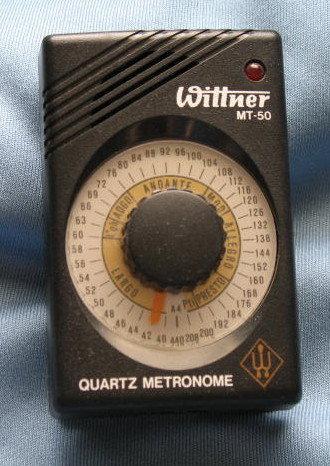 Wittner MT-50 quartz metronome