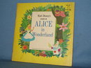 Golden Press Walt Disney's Story of Alice in Wonderland
