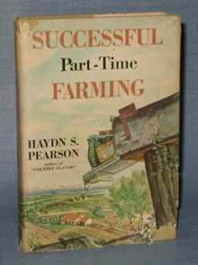 Successful Part-Time Farming by Haydn S. Pearson