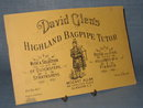 David Glen's Highland Bagpipe Tutor