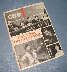 April 24, 1965 CUE magazine