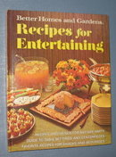 Better Homes and Gardens Recipes for Entertaining