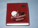 Baldwin Ohio State University Buckeyes football helmet tree ornament