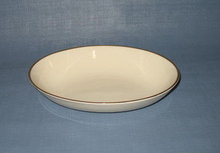 Royal Doulton Heather (gold trim, albion shape) oval vegetable bowl