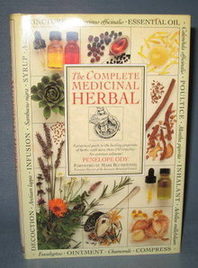 The Complete Medicinal Herbal by Penelope Ody