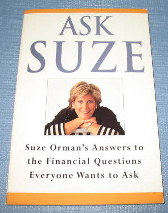 Ask Suze by Suze Orman