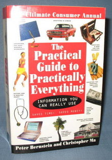 The Practical Guide to Practically Everything by Peter Bernstein and Christopher Ma