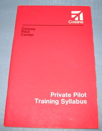 Cessna Pilot Center Private Pilot Training Syllabus