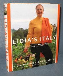 Lidia's Italy by Lidia Matticchio Bastianich